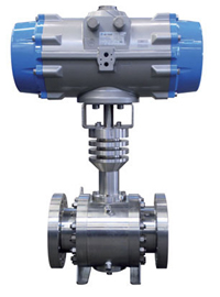 Ball-Valve-Pneumatic-Actuator