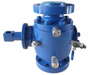 Sferova-DB-B-Single-Trunnion-Ball-Valve