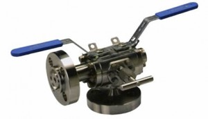 Starline-DB-B-Twin-Floating-Ball-Valve