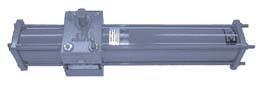 CVS Scotch Yoke Hydraulic