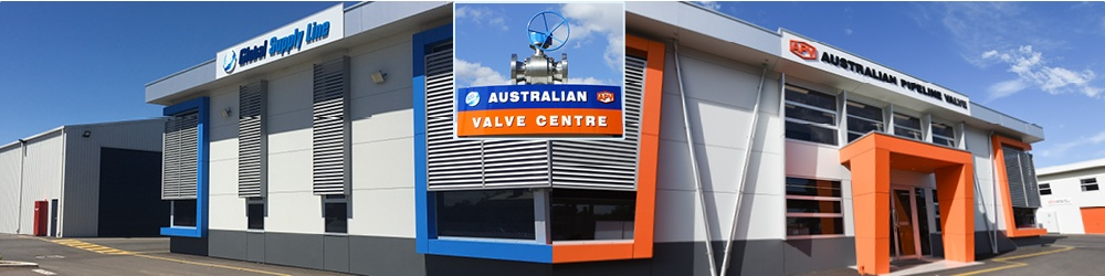 THE NEW HOME FOR GLOBAL SUPPLY LINE AND AUSTRALIAN PIPELINE VALVE