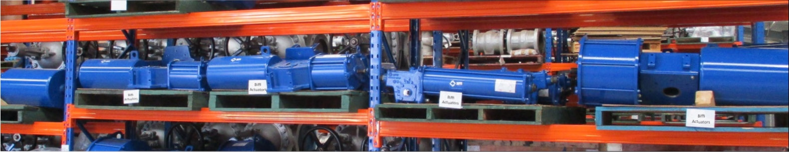 Emerson-Pneumatic, Hydraulic and Electric Actuators | Global Supply Line
